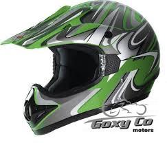 Motowell CR2 zelena